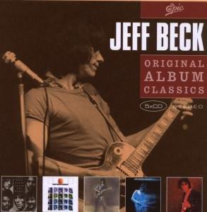 Jeff Beck - Original Album Classics (coffret 5 CD) - Zortam Music