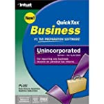 QuickTax Business Unincorporated 2005...