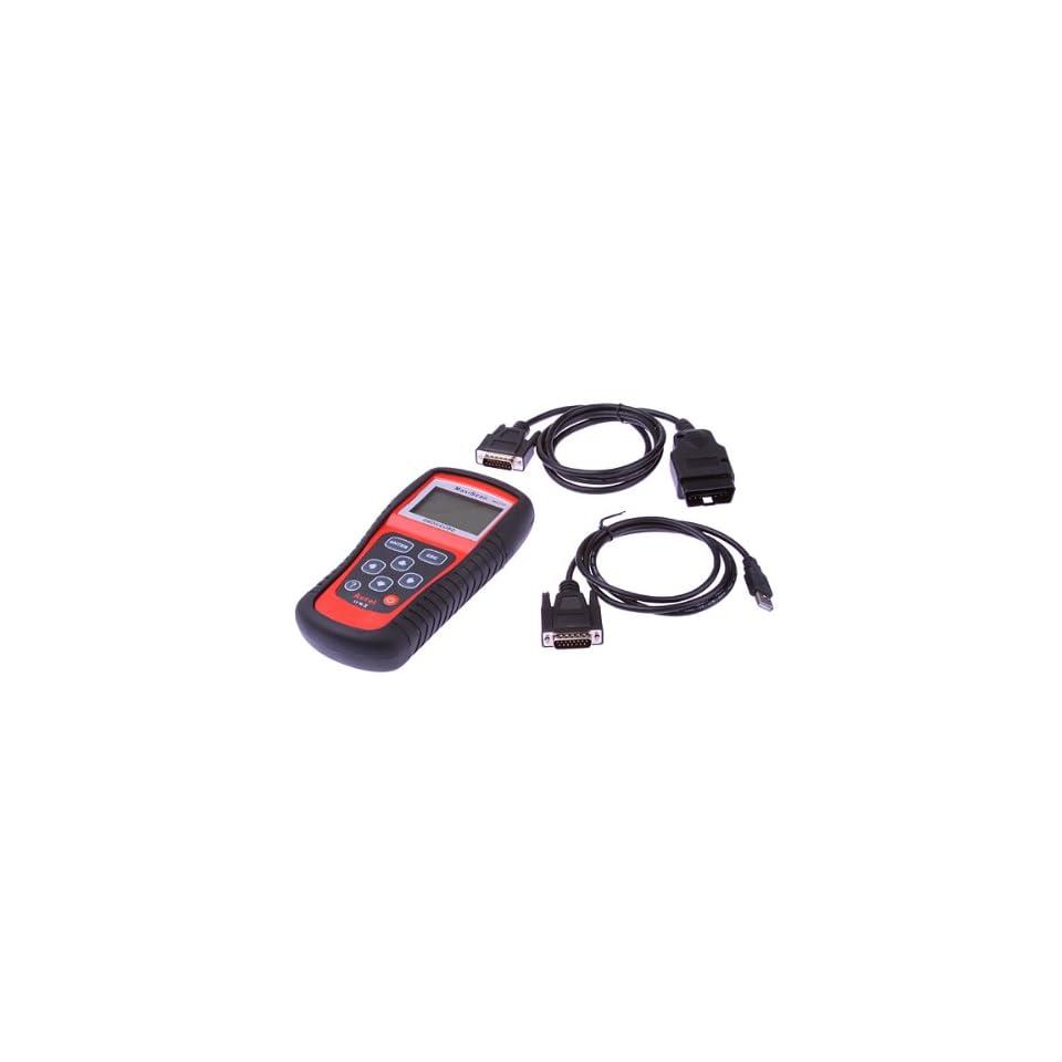 OBD2 EOBD Code Scanner Reader Tool for Audi Bmw Mercedes Benz