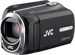 JVC GZ-MG750 80 GB HDD Camcorder