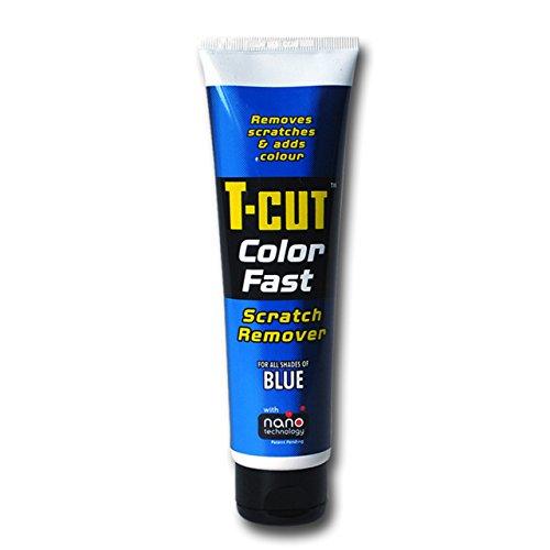 t cut polish anti rayures 150 g rapide couleur bleu