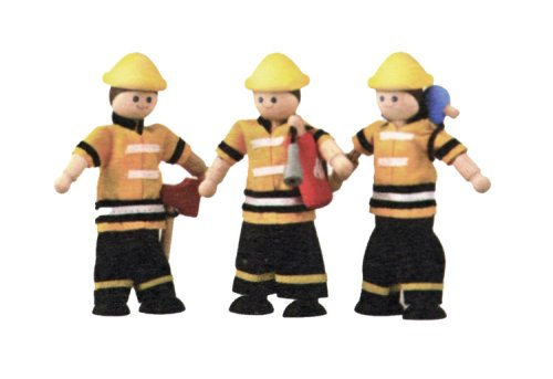 41JGOuXkv3L Reviews PlanToys Firefighter Set