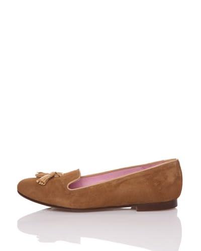 Bisue Ballerinas Slippers Rose Camel