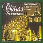 Coffret 3 CD : Choeurs de l�gende Vol. 2