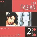 echange, troc Lara Fabian - Coffret 2 CD : Carpe Diem / Pure