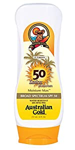 Australian Gold SPF 50+ Lotion, 8 Ounce
