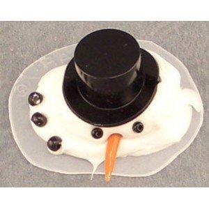 Dollhouse Melting Snowman