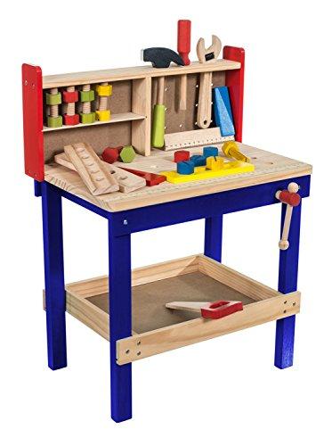 Holz Werkbank Kind Von Kuky Online Kaufen