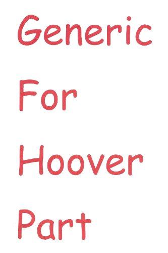 Hoover Exhaust Hepa Filter front-630806