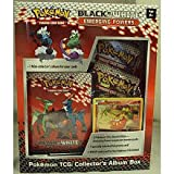 Pokemon Emerging Powers Mini Album Box (Black and White)