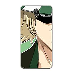 BLEACH URAHARA BACK COVER FOR XIAOMI REDMI NOTE 2