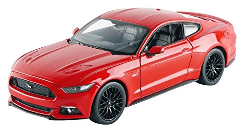 welly-24062r-ford-mustang-gt-2015-echelle-1-24-rouge