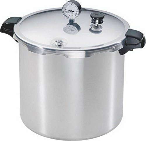 NEW PRESTO 01781 PRESSURE CANNER COOKER 23 QUART NEW IN BOX SALE (Presto 01781 Pressure Cooker compare prices)