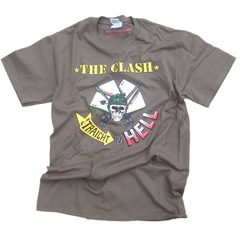 The Clash - Straight To
