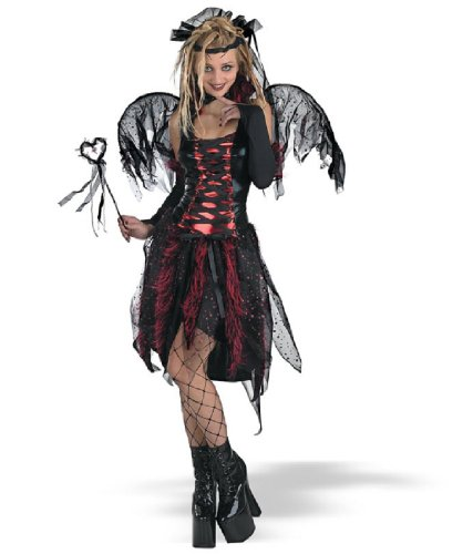 Teen Vamp Fairy Costume