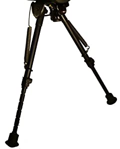 Harris Engineering 1A2-LM Solid Base 9 - 13-Inch BiPod by Harris Engineering