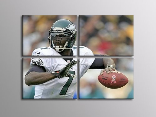 4HC0518 Michael Vick Philadelphia Eagles American football Quarterback Sport 32x24...