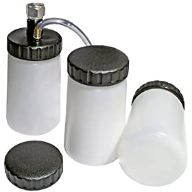 Fuji Industrial Spray Equipment 9080 Mini-Cup Set, 3-Piece