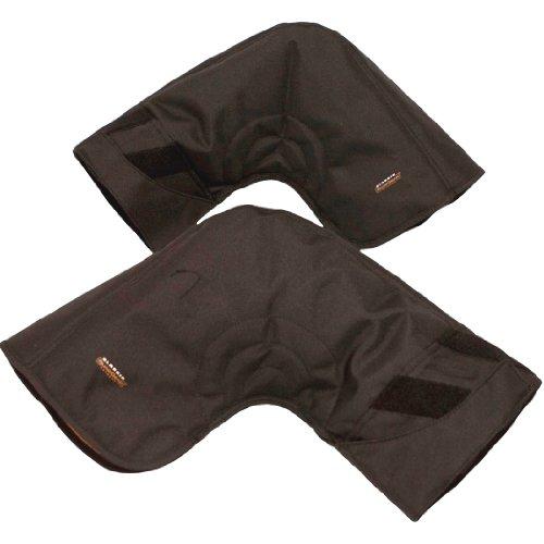 Classic Accessories 78137 Quadgear Black Atv Mitts, Fits Most Atvs