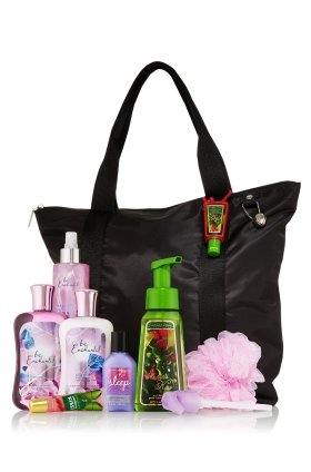 Bath & Body Works 2011 Vip Limited Edition Holiday Tote