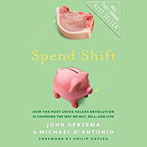 Spend Shift Audiobook