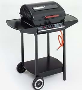 Landmann 12375 2-Burner Gas Barbecue with Lava Rock