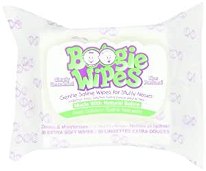 Boogie Wipes Boogie Wipes, Unscented, 90 Count