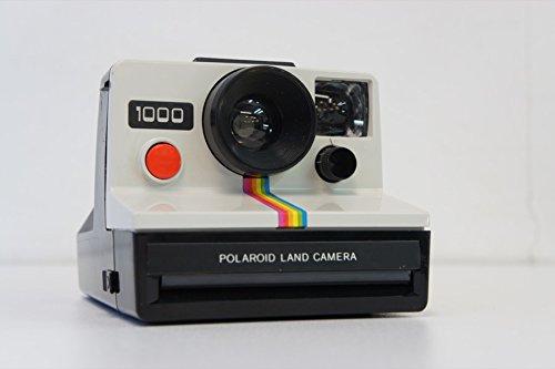 Polaroid sx-701000Instant Land Camera Appareil photo-ocirclé.
