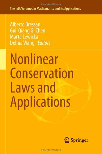 Nonlinear Conservation Laws and Applications (The IMA Volumes in Mathematics and its Applications)