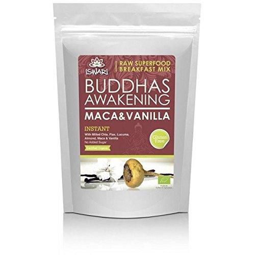 Iswari Maca & Vanilla Breakfast Mix 360g (Superior Source Omega 3 compare prices)