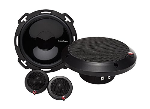 Rockford P16S 6-Inch Punch 2-Way Component Systems