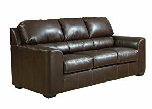 Amazon AC Pacific Andrew Sofa Bed Queen Brown Sleeper Sofas