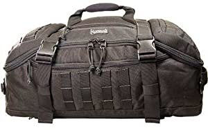 MAXPEDITION FLIEGERDUFFEL BAG BLACK MAX0613B by Maxpedition