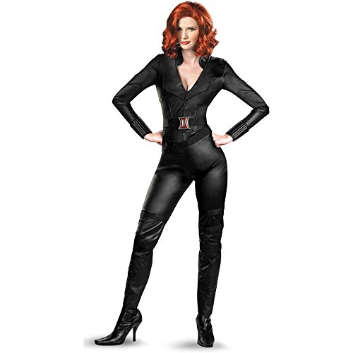 The Avengers: Black Widow Deluxe Adult Costume