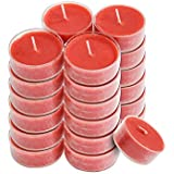 Dizionario Scented Tea Light Candle Round Set Of 25pc
