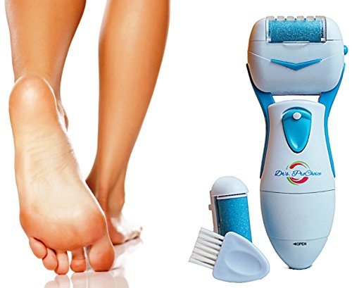 Cilotus C allous Remover Rechargeable Pedicure Corn and Callus Remover Foot File. Quickly and Easily Buffs Away Tough Dead Skin From Hands and Feet: Cost Effective Highest Quality (Premier Compact Wet Grinder compare prices)