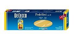 De Cecco Pasta, Fedelini, 16 Ounce (Pack of 5)
