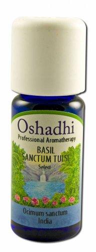 Essential Oil Singles Basil, Sanctum Tulsi 10 mL