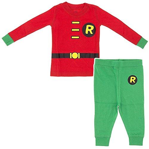 Kids Superhero Pajamas