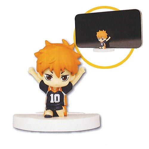 Haikyuu!! Hinata Shouyou Smartphone Stand Desktop Figurine - 1