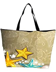 Snoogg Abstract Summer Background Waterproof Bag Made Of High Strength Nylon - B01I1KL0QS
