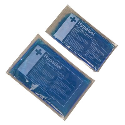 Reusable Hot Cold Gel Pack - Medium Size 16.5Cm X 27Cm