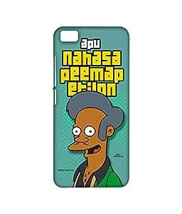 Simpsons - Apu - Case For Xiaomi Mi5