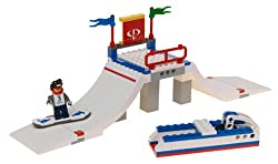 LEGO Sports- Gravity Games Snowboard Big Air Competition