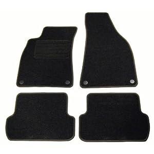 velour floor mats car mats audi a4 8e b6 b7. Black Bedroom Furniture Sets. Home Design Ideas