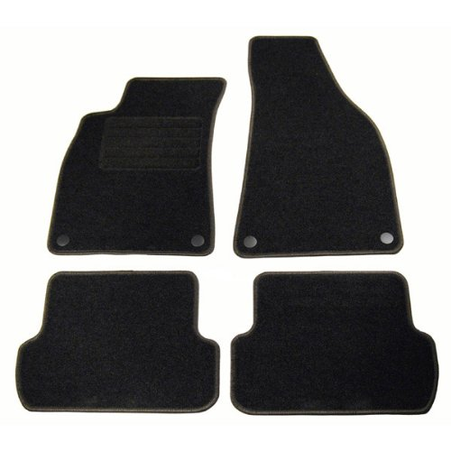 audi a4 floor mats floor mats for audi a4. Black Bedroom Furniture Sets. Home Design Ideas