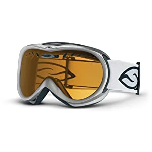 Smith Rhythm Snow Goggles (Silver/Gold Lite)