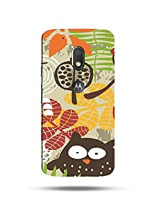alDivo Premium Quality Printed Mobile Back Cover For Moto G Play 4th Gen / Moto G4 Play Back Case Cover (XT-037N)