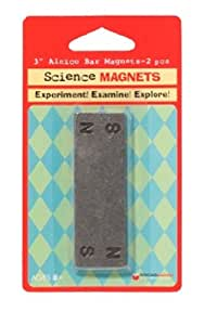 Dowling Magnets 2 Alnico Bar Magnets