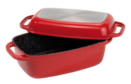 stoneline-13175-pirofila-per-arrosti-con-coperchio-in-alluminio-e-rivestimento-esterno-rosso